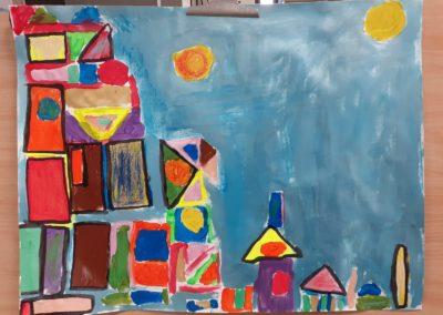 Éveil artistique enfants